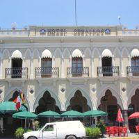 Hotel Ceballos de Frente, Colima Mexico, Колима
