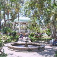 Jardin Libertad, Centro Colima, Mexico, Колима