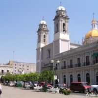 Colima: Catedral / Kathedrale / cathedral, Колима
