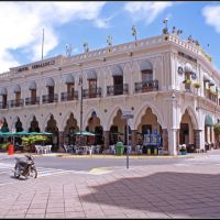 Hotel Ceballos by Mel Figueroa, Колима
