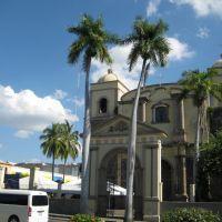 La Merced // Iglesia frente al jardín nuñes, Колима