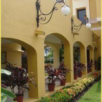 Arcos del Hotel America, Colima, Col, Колима