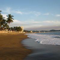 playa las brisas, Манзанилло