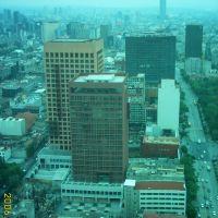 Relaciones Exteriores desde la Latino, Куаутитлан