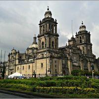 Catedral Metropolitana de la Ciudad de México (Fotografía # 1000), Куаутитлан