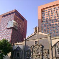 SRE Centro Historico Cd. México, Наукалпан