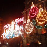 Navidad Mexicana 2011., Наукалпан