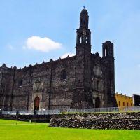 México, D.F., Delegación Cuauhtémoc, Iglesia de Santiago Tlatelolco., Текскоко (де Мора)