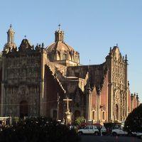 Ciudad de México, Текскоко (де Мора)