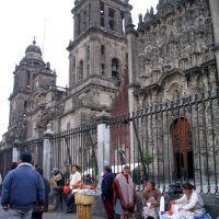 Messico -Mexico City_Catedral, Текскоко (де Мора)