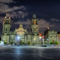 Catedral Metropolitana, Ciudad de México, Текскоко (де Мора)