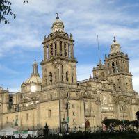 Catedral Metropolitana de México, Текскоко (де Мора)