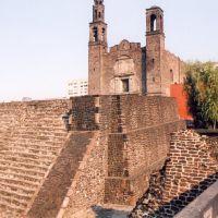 Tlatelolko, Mexico City, Текскоко (де Мора)