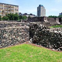México, D.F., Delegación Cuauhtémoc, Tlatelolco, Terraza o Punto Arenoso., Хилотепек-де-Абасоло
