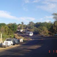 Curva Los Cuartos, Апачинган