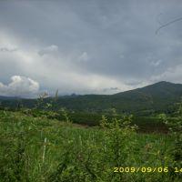 el picacho des de santa clara, Ла-Пидад (Кавадас)
