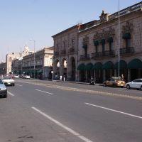 Av. Madero, Морелиа