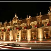 Palacio de Gobierno de Michoacán -  Michoacan Gobernment Palace, Морелиа