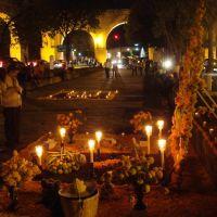 Fiesta de Muertos, Морелиа