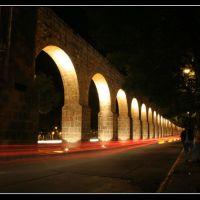 Acueducto de Morelia, Mich. - Morelia aqueduct, Морелиа