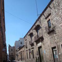 Calle Guillermo Prieto, Морелиа