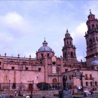 Catedral Morelia Michoacan by Mel Figueroa, Морелиа