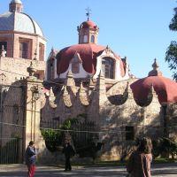 iglesia del carmen, Морелиа