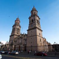 Catedral de Morelia, Mich., Морелиа