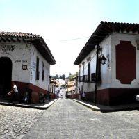 Callejuela en Patzcuaro, Пацкуаро
