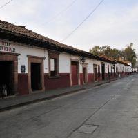 Near Casa de los 11 patios, Пацкуаро