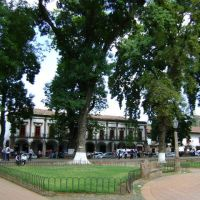 Plaza Patzcuaro, Пацкуаро