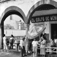 café Golfo de Mexico, Пацкуаро