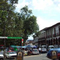 Plaza Grande, Пацкуаро