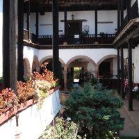 Inside Casa de los Once Patios, Пацкуаро