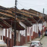 Calle en Patzcuaro, Пацкуаро