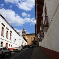 Calle Pátzcuaro, Пацкуаро