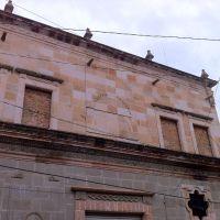 Construccion II, Пуруандиро