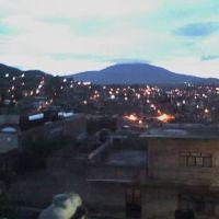 Anochecer en puruandiro, Пуруандиро