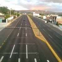 Carretera Puruandiro Morelia Primer Puente, Пуруандиро
