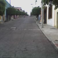 Calzada Al Santuario de Guadalupe Puruandiro, Пуруандиро