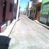 Calle Amado Nervo, Пуруандиро