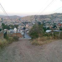 Calle Campache Lado Este, Пуруандиро