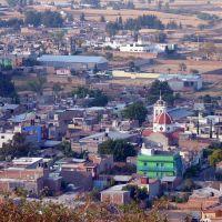 Barrio de La Higuerita y alrededores, Пуруандиро