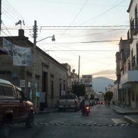 Calle Independencia, Пуруандиро