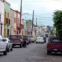 Calle Independencia 01, Пуруандиро