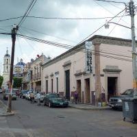 Calle Independencia 05, Пуруандиро