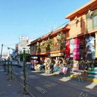 Calle Emilio Carranza, Пуруандиро