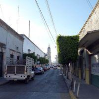Calle Francisco de Zendejas 01, Пуруандиро