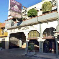 Hotel Palacio, Пуруандиро