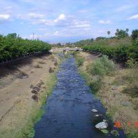 El Rio Cuautla visto desde el puente de San Jose, Cuautla Mor., Куаутла-Морелос